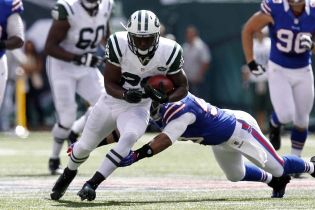 Fantasy Football Week 4: Why New York Jets Bilal Powell Is Now a Must-Own