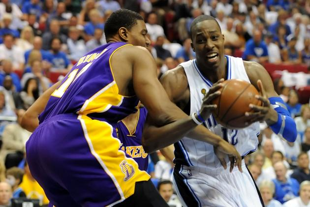 Building the Case for Andrew Bynum Being Superior to Dwight Howard