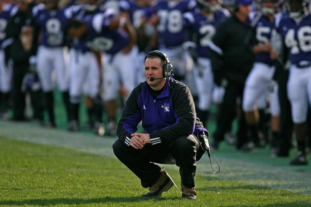 Northwestern Football: Wildcats' Hot Start Making COY Case for Pat Fitzgerald