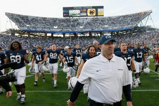 Penn State Football: Predicting Where Nittany Lions Will Finish in the Big Ten
