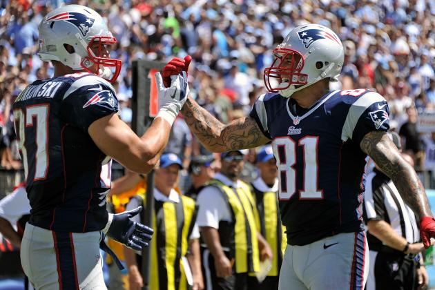 Aaron Hernandez: How TE's Recovery Will Affect Other Patriots' Fantasy Value
