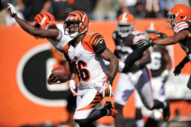 Andrew Hawkins: Is Bengals WR a Fantasy Football Must-Start in Week 4?