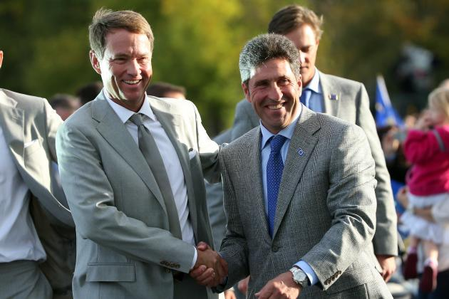 Ryder Cup 2012 TV Schedule: Where to Catch This Weekend's Action