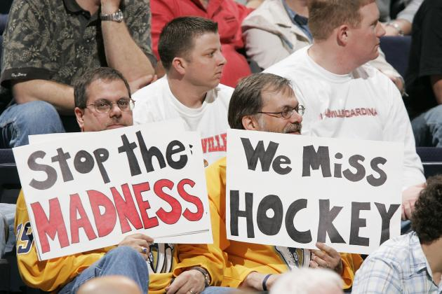 NHL Lockout: League Cancels More Games, Full Preseason Gone