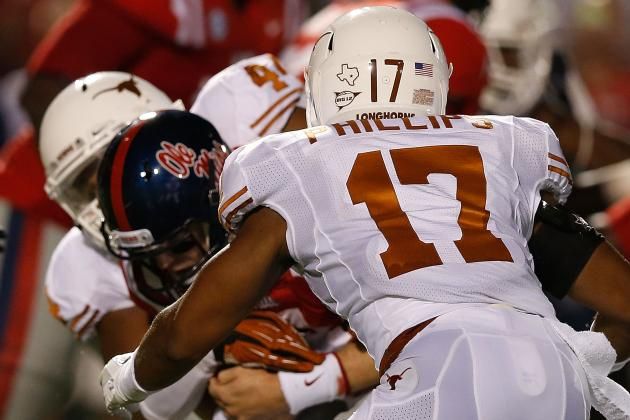 Texas Football: Can Defense Survive Oklahoma State, West Virginia and Oklahoma?