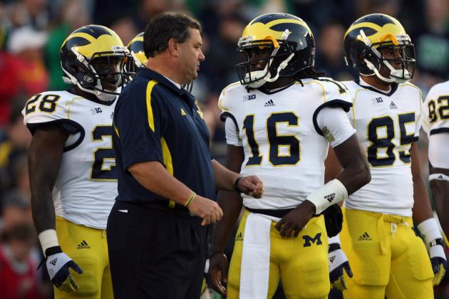 Michigan Football: Win over 'Little Brother' Pivotal to Michigan's Resurgence