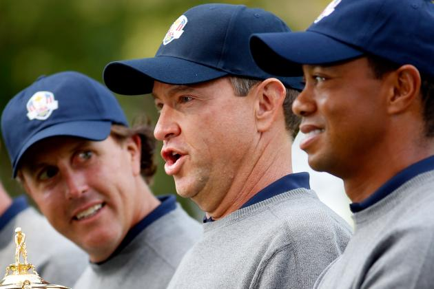 Ryder Cup 2012 Live Stream: Online Viewing Info and More