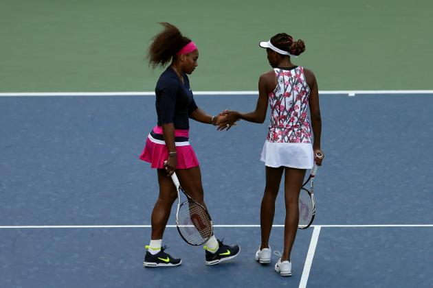 The Williams Sisters and the Rise of the Women's Power Game