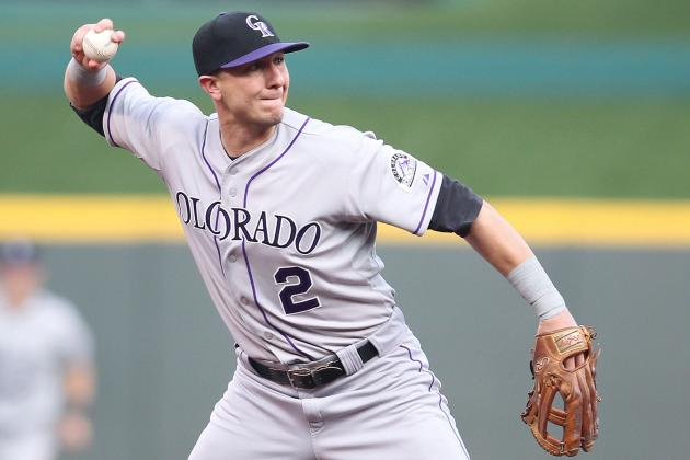 Why the Colorado Rockies Should Explore Trading Troy Tulowitzki This Winter