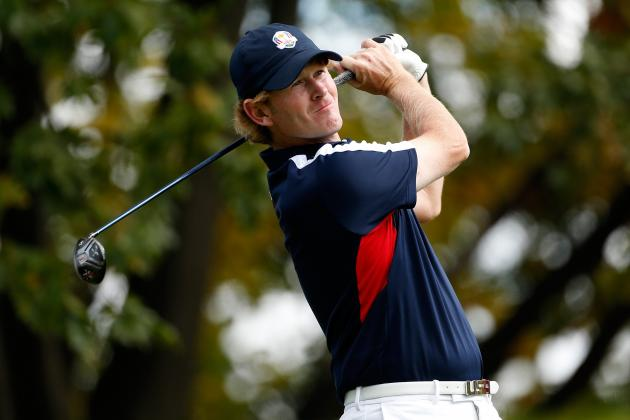 Ryder Cup 2012 Pairings: Snedeker/Furyk Will Be Key Foursome for US