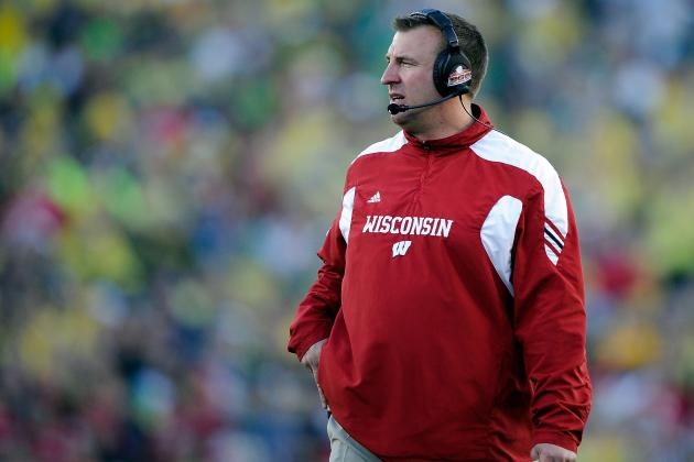 Wisconsin Badgers Football: Why Major Coaching Change Is Needed