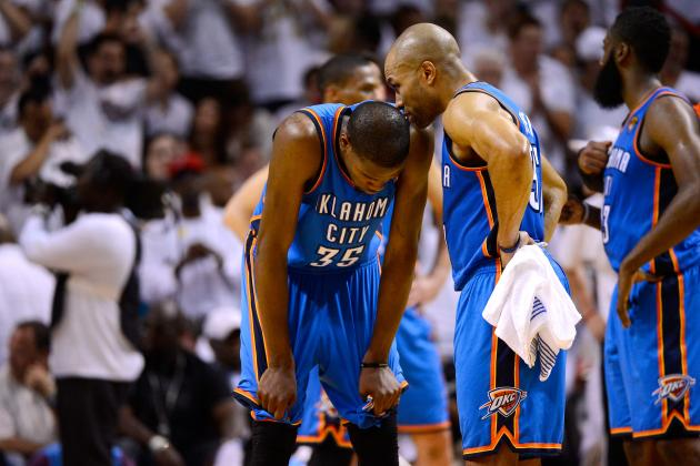 NBA 2K13: Did Oklahoma City Thunder Star Kevin Durant Actually Get Worse?
