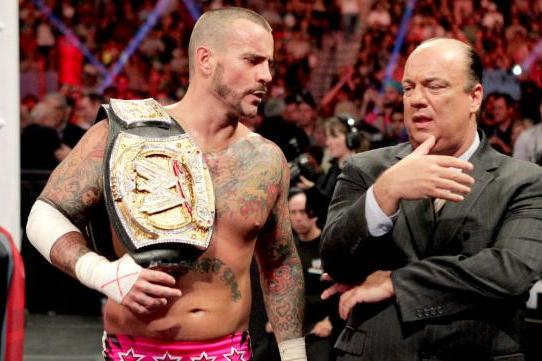 CM Punk: How Paul Heyman Is Enhancing His Act without Distracting from Him