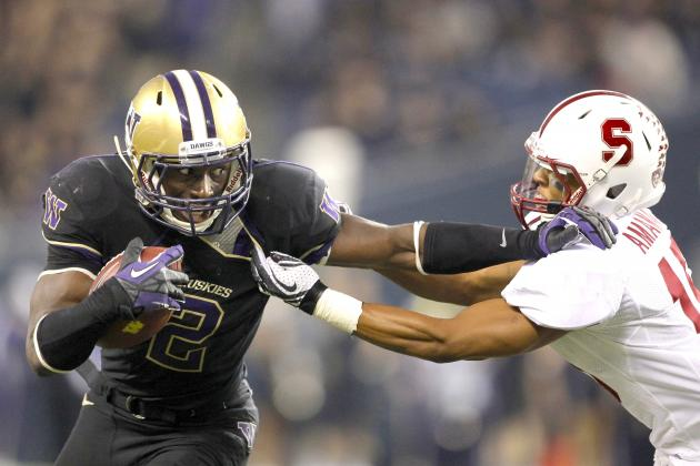 Stanford vs. Washington: Live Scores, Analysis and Results