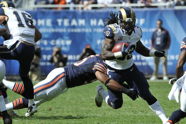 Steven Jackson: Evaluating the Rams' RB's Fantasy Value Going Forward