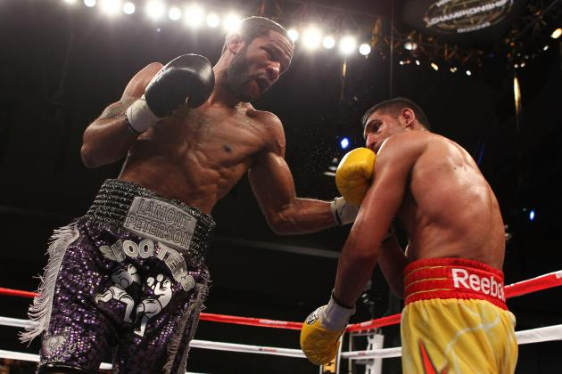 Why IBF Champion Lamont Peterson Should Fight Zab Judah on HBO or Showtime