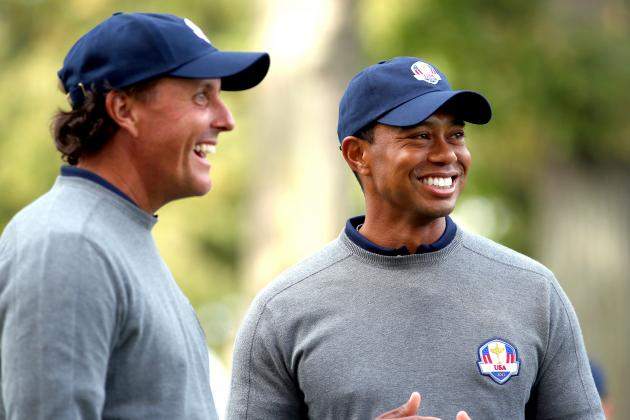Ryder Cup 2012: USA's Best Chance at Victory over Europe