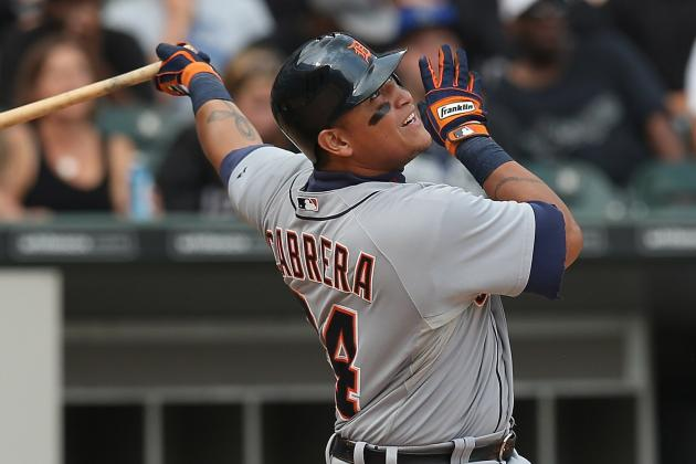 Does Intense Division Race Make Miguel Cabrera's Triple Crown Chase Easier?