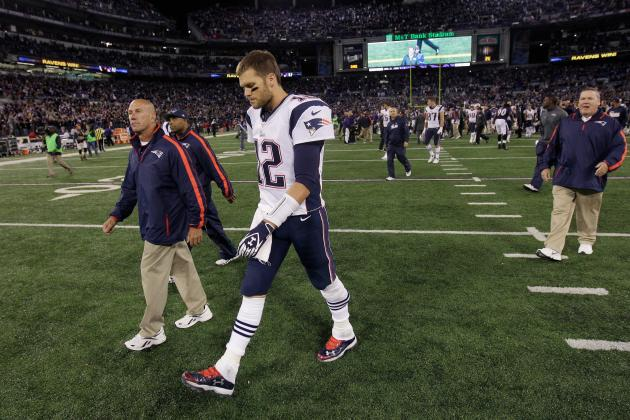 New England Patriots: Will Week 3 Be a Wake-Up Call for Their 2012 NFL Season?