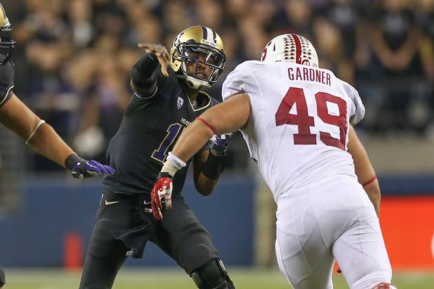 Keith Price: Washington QB Helps Fuel First Statement Game of 2012