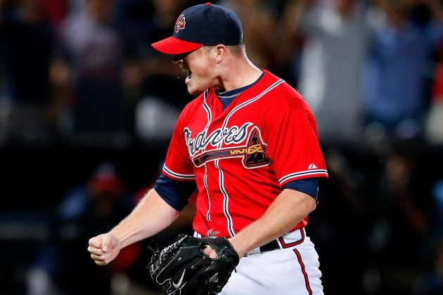 Craig Kimbrel: Braves Closer Dominating the National League One Player at a Time