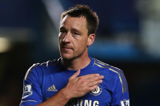 John Terry Banned 4 Games: How Will Chelsea Respond to Missing Defender?