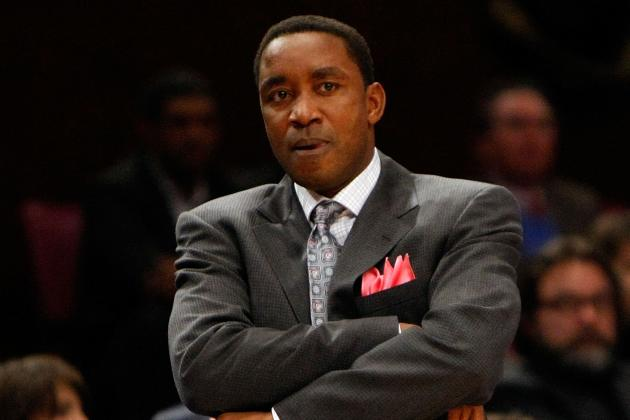 Examining the Twisted Relationship of James Dolan and Isiah Thomas