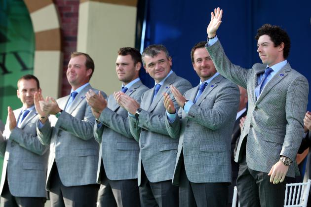 Ryder Cup 2012: Europeans Have Edge Against Americans