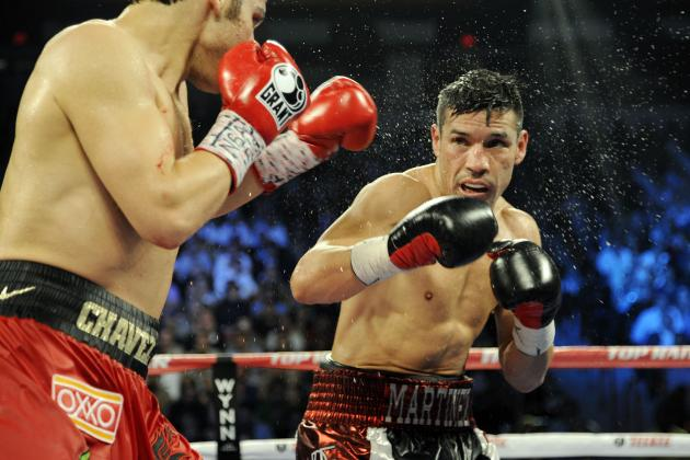 Sergio Martinez Wants Floyd Mayweather Jr. Fight in 2013