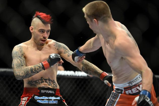 UFC on Fuel TV 5: Is Dan Hardy's Job Safe If He Loses to Amir Sadollah?