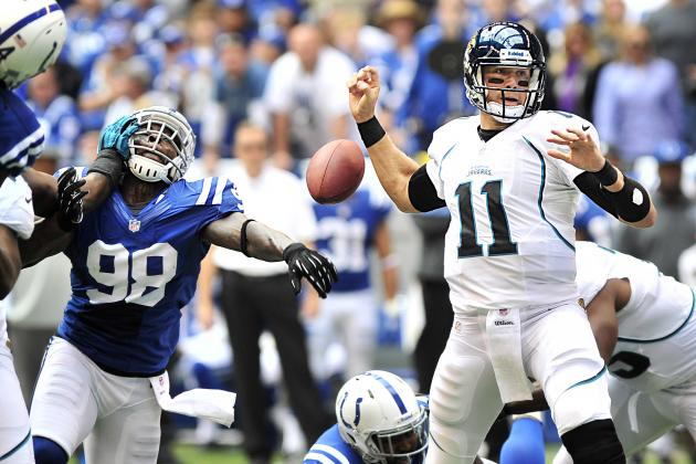 Bye-Week Thoughts on the Indianapolis Colts and Must-Reads from the AFC South