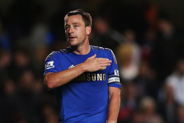 Racist Tag Will Forever Stain John Terry's Legacy