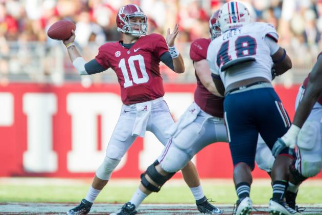 Ole Miss vs. Alabama: Why Crimson Tide Are Locks to Cover Hefty Spread