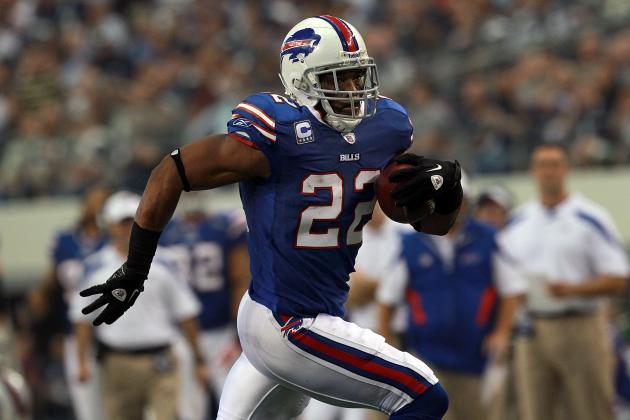 Bills RB Fred Jackson Should Play Against the Patriots, and Other AFC East News