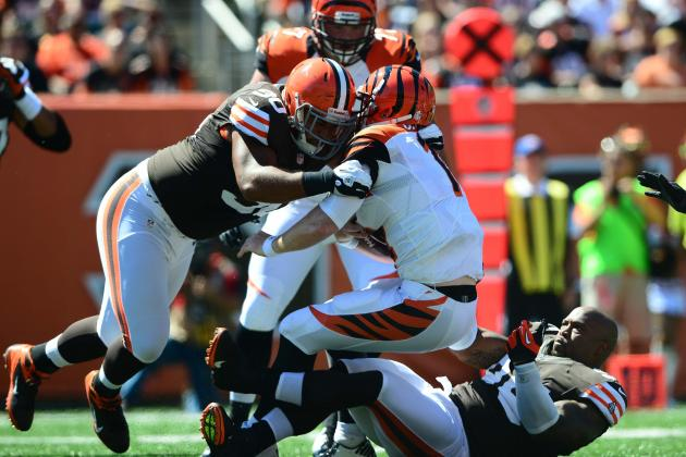 Cleveland Browns: Pass Rush Can Get the Browns off the Mark in 2012