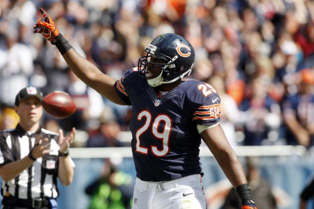 Michael Bush Still Solid Fantasy Option, Despite Matt Forte's Return