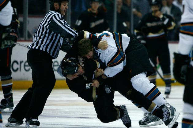 Why the Anaheim Ducks and San Jose Sharks Rivalry Can Be the Best in Hockey
