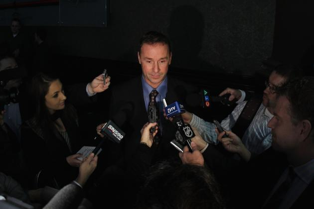 Dallas Stars: Grading Joe Nieuwendyk's Tenure as the Team's GM