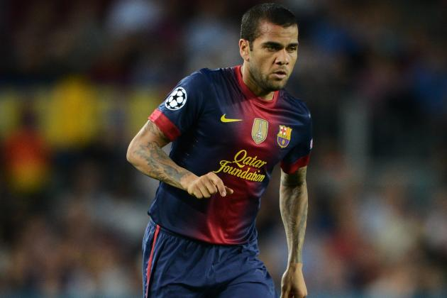 Barcelona's Dani Alves: I Considered Summer PSG Move