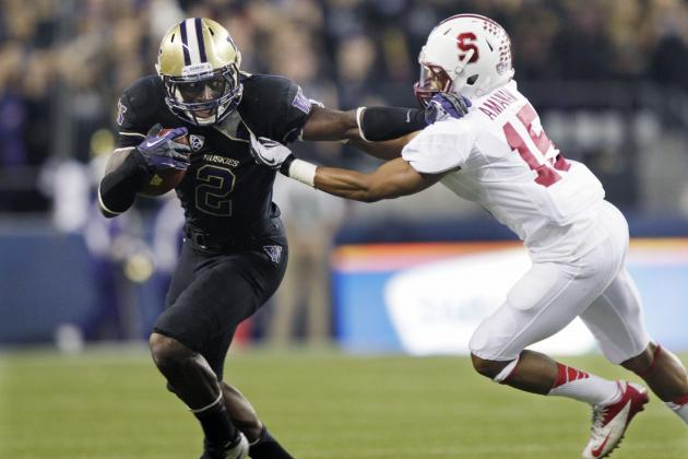 Does Stanford's Loss Prove Pac-12 Is Nation's Deepest Conference?
