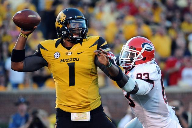 Why Missouri Is Not Ready for SEC Football
