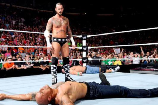 WWE: How to Handle the CM Punk/John Cena/Rock Situation
