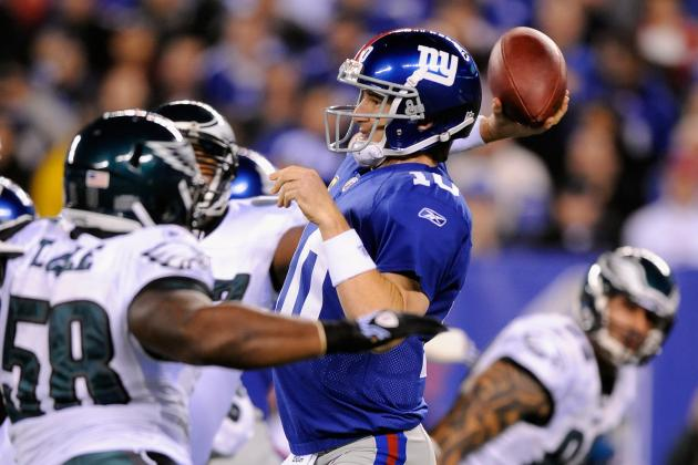 Giants vs. Eagles: Spread Info, Line and Predictions