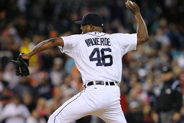 Fantasy Baseball Closer Hot Seat: Jose Valverde, Tigers