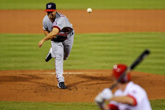 4 Reasons Why Washington Nationals' Gio Gonzalez Should Win NL Cy Young