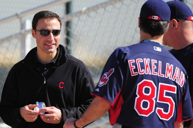 Indians GM Chris Antonetti Gets Vote of Confidence After Firing Manny Acta
