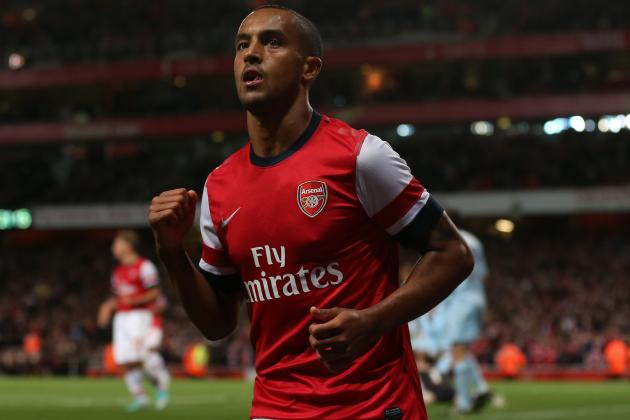 Theo Walcott: Arsenal Forward Rubbished Own Claims with Cup Brace