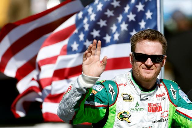 NASCAR NOTES: Despite adversity, Earnhardt still optimistic