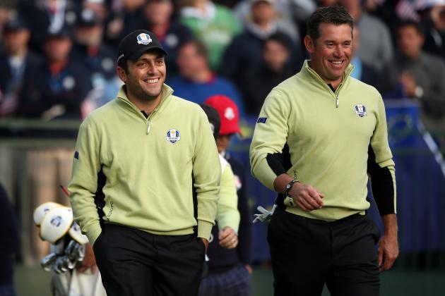 Francesco Molinari: Why He's Crucial to European Ryder Cup Fortunes