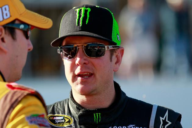 Kurt Busch to Start in No. 78 for Charlotte